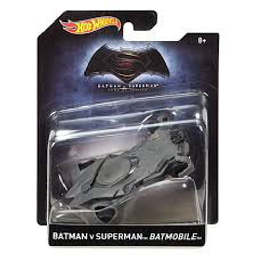 HW 1:50 BATMAN VEHICLE - BATMAN VS SUPERMAN BATMOBILE