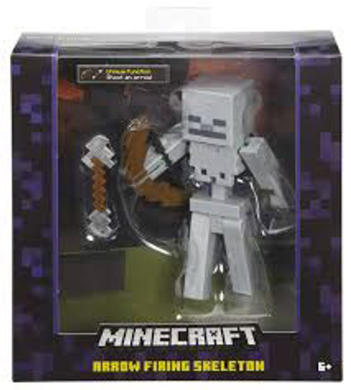 MINECRAFT 5 INCH ARROW FIRING