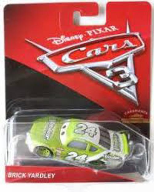 CARS 3 - BRICK YARDLEY CAR