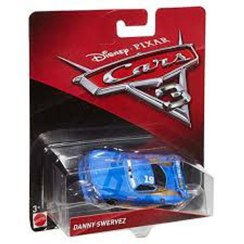 CARS 3 - DANIEL SWERVEZ CAR