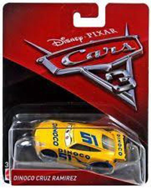 CARS 3 - DINOCO CRUZ RAMIREZ CAR