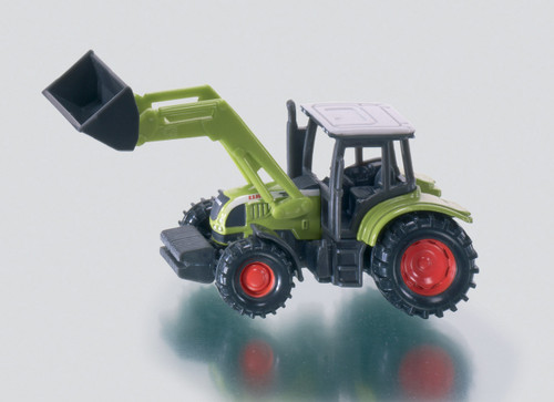 SIKU  CLAAS ARES WITH FRONT LOADER