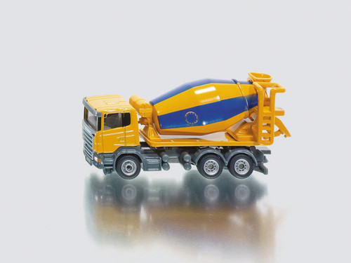 SIKU  CEMENT MIXER  1:87 SCALE