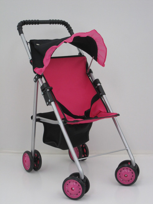 PINK DOLLY PUSHER SWIVEL WHEEL