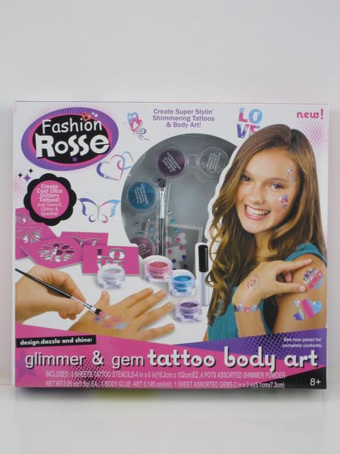 GLIMMER TATTOO BODY ART