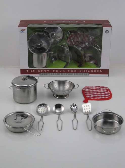 STAINLESS STEEL CHEF COOKWARE
