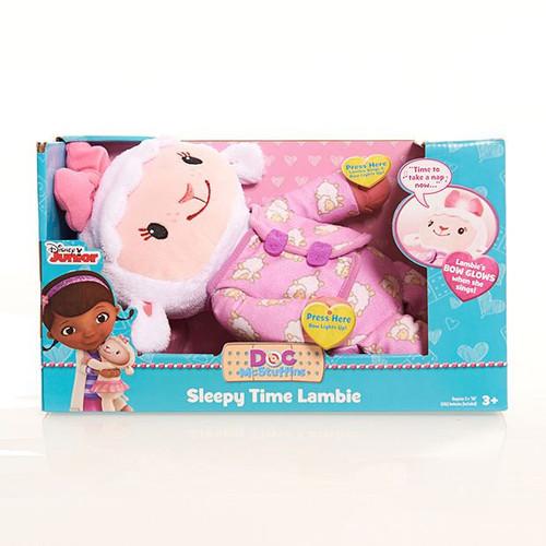 DOC MC STUFFINS SLEEPY TIME LA