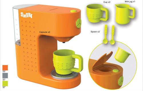 SMART CAPSULE COFFEE MACHINE