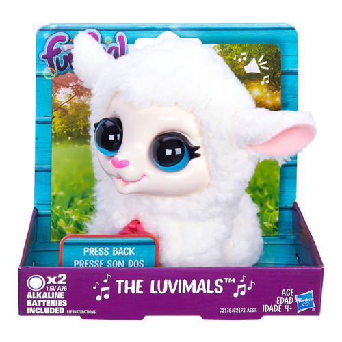 FRR THE LUVIMALS - LAMB