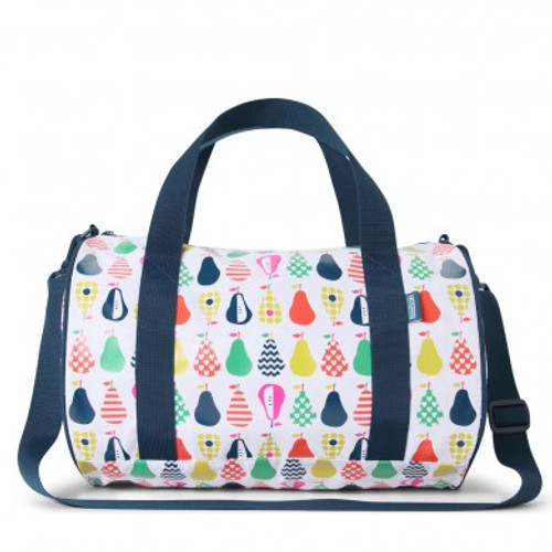 PENNY SCALLAN DUFFLE BAG - PEAR SALAD