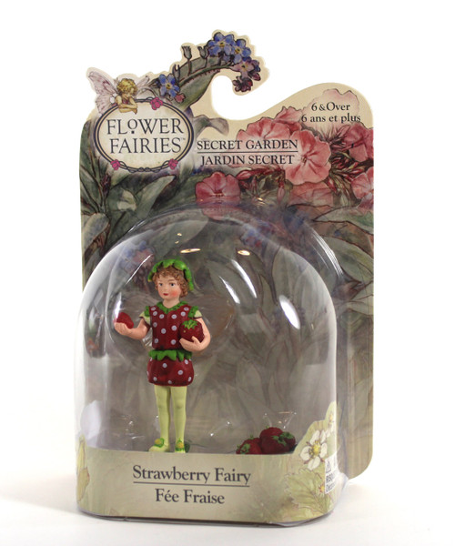 FLOWER FAIRIES SMALL FIGURES