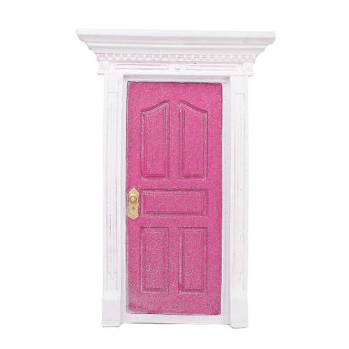 FAIRY DOOR - PINK GLITTER
