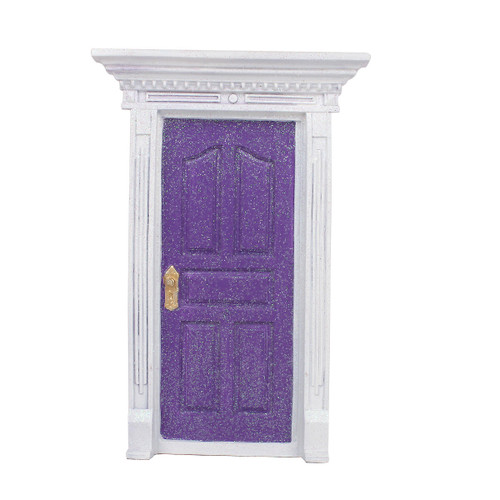 FAIRY DOOR - PURPLE
