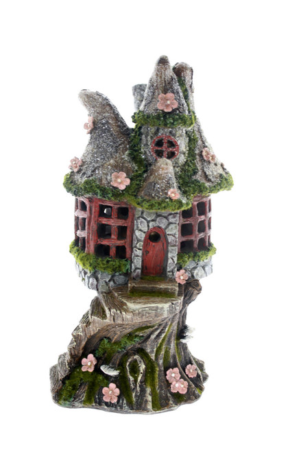 STAIRCASE FAIRY HOUSE