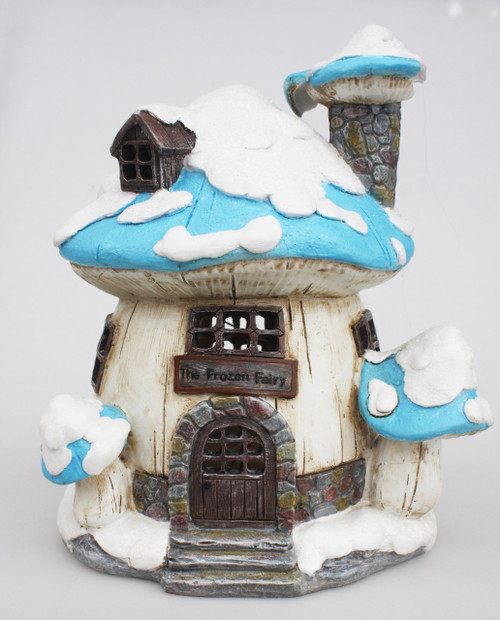 FROZEN FAIRY HOUSE