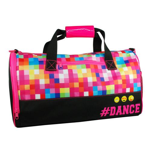 PIXEL DANCE CARRY ALL BAG BLACK