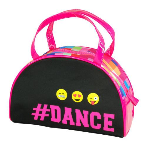 PIXEL DANCE SMALL BOWLING BAG (sp92174)} BLACK