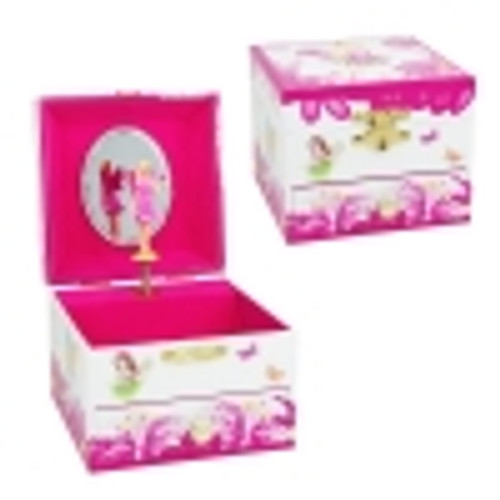 FAIRY FLOWER MUSIC JEWELLERY BOX