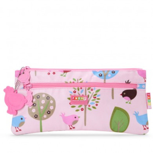 PENNY SCALLAN PENCIL CASE - CHIRPY BIRD