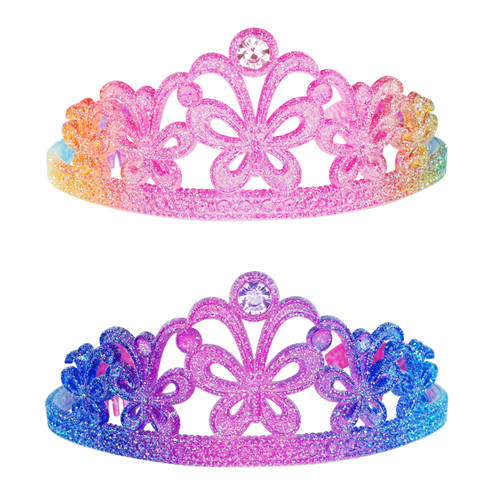 BUTTERFLY SPARKLE CROWN-MULTI