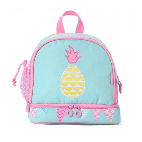 PENNY SCALLAN  BACKPACK - JUNIOR PINEAPPLE BUNTING