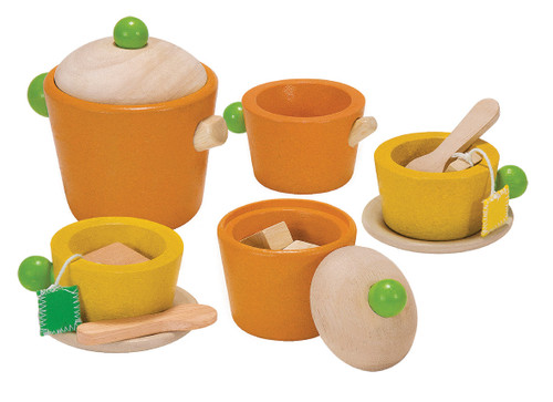 PLAN TOYS - TEA SET