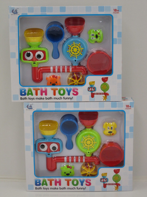 WATER FALL BATH TOY