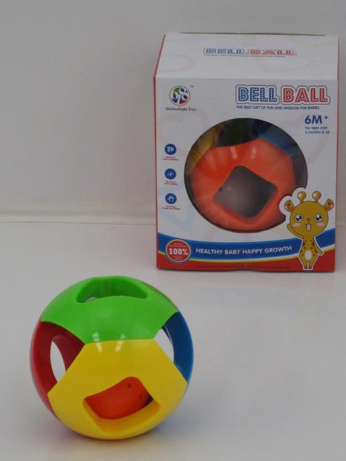 BELL BALL RATTLE & ROLL
