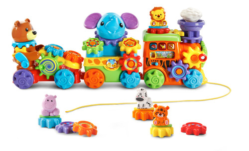 VTECH - GEARZ ANIMAL TRAIN SUMMER