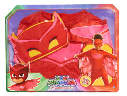 PJMASKS OWLETTE HERO DRESS UP SET