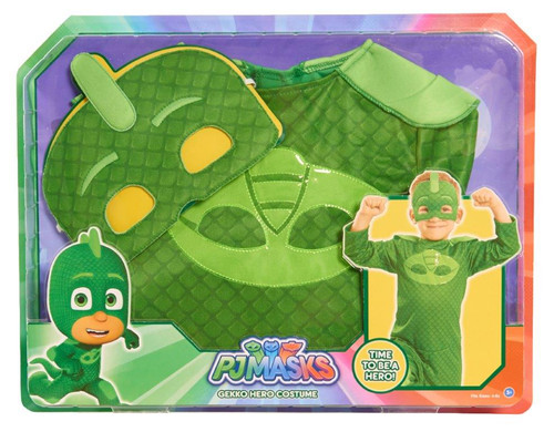 PJMASKS GEKKO HERO DRESS UP SET
