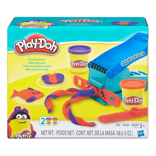 PLAY -DOH BASIC FUN FACTORY