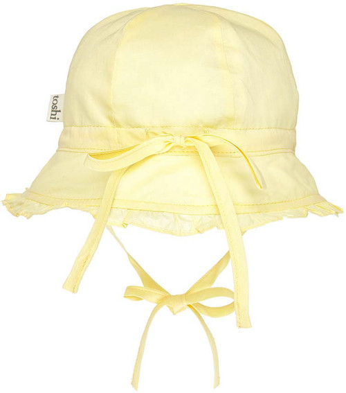 TOSHI BELL HAT BLISS LEMON - XS