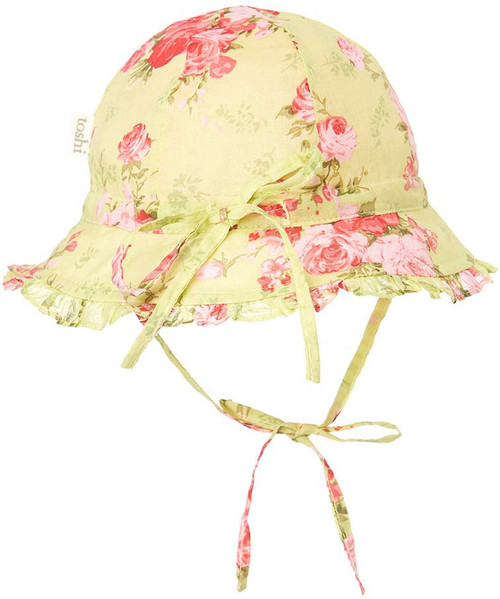 TOSHI BELL HAT PRETTY CLOVER - SMALL