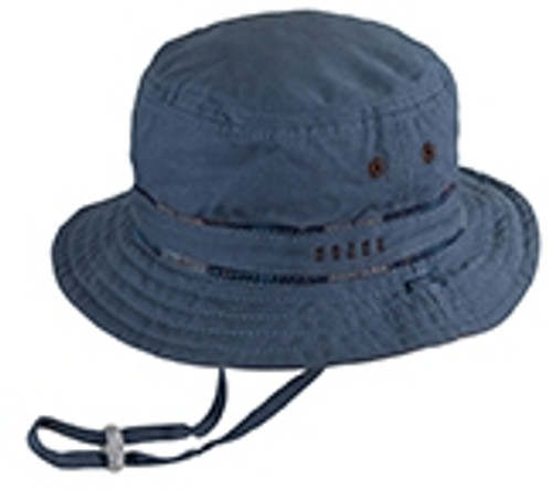 BOYS BUCKET - DALE BLUE LARGE