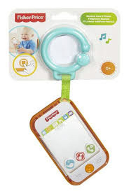 FISHER PRICE MUSICAL CELLPHONE