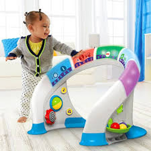 SMART TOUCH PLAY SPACE - FISHE
