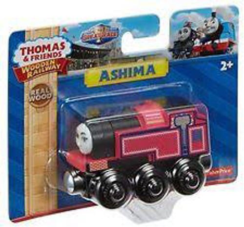 THOMAS WOODEN RAILWAY - ASHIMA