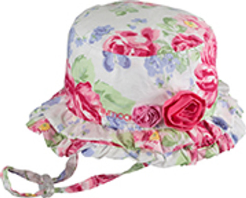 BABY GIRLS BUCKET - LOLA FLORAL S