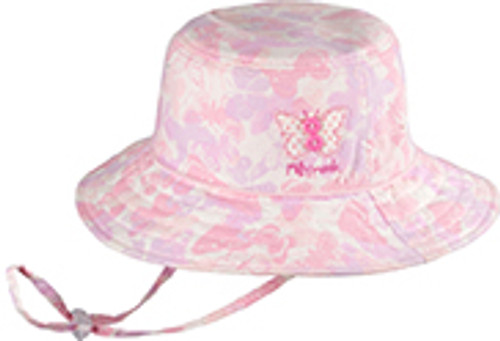 GIRLS FLOPPY BUTTERFLY KISSES PINK - SMALL