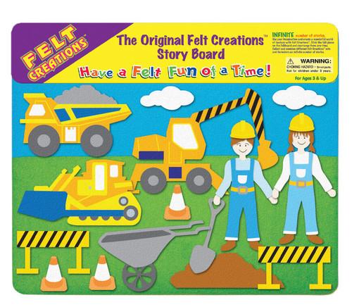FELT CREATIONS - CONSTRUCTION