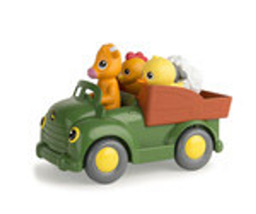 LEARN N POP FARMYARD FRIENDS