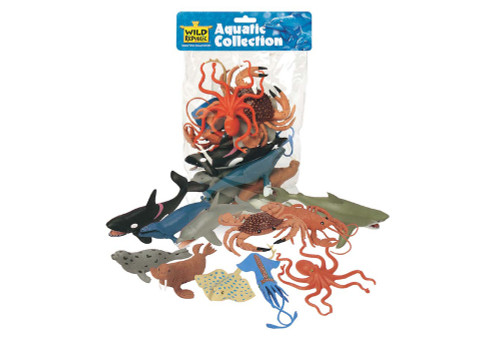 POLYBAG AQUATIC 11PCS