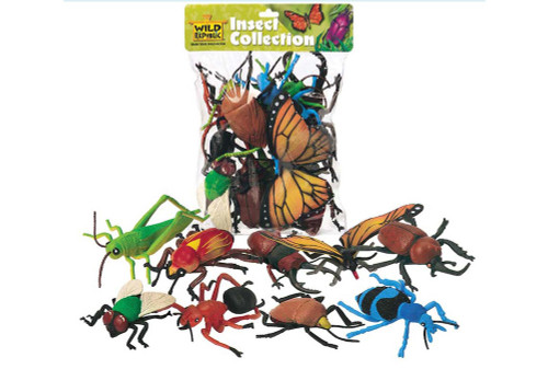 POLYBAG INSECT 10 PCS