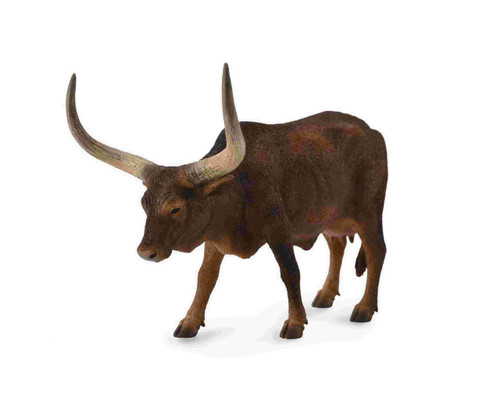 COLLECTA ANKOLE-WATUSI COW (L)