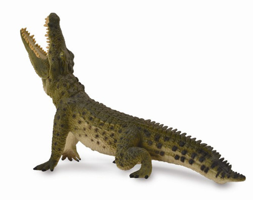 COLLECTA - NILE CROCODILE LEAPING (MOVING JAW)