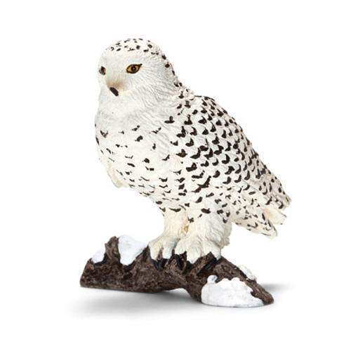 SCHLEICH  SNOWY OWL