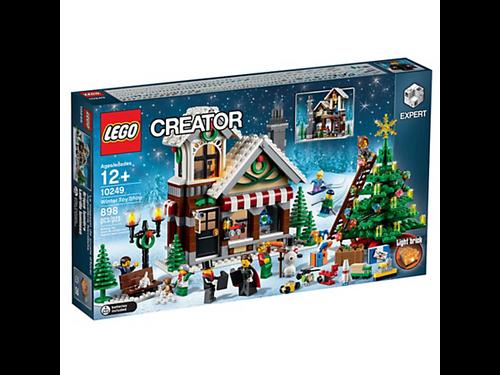 LEGO CREATOR - WINTER TOY SHOP