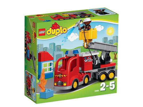 LEGO DUPLO- FIRE TRUCK