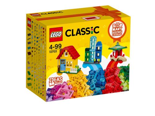 LEGO CLASSIC - CREATIVE BUILDER BOX